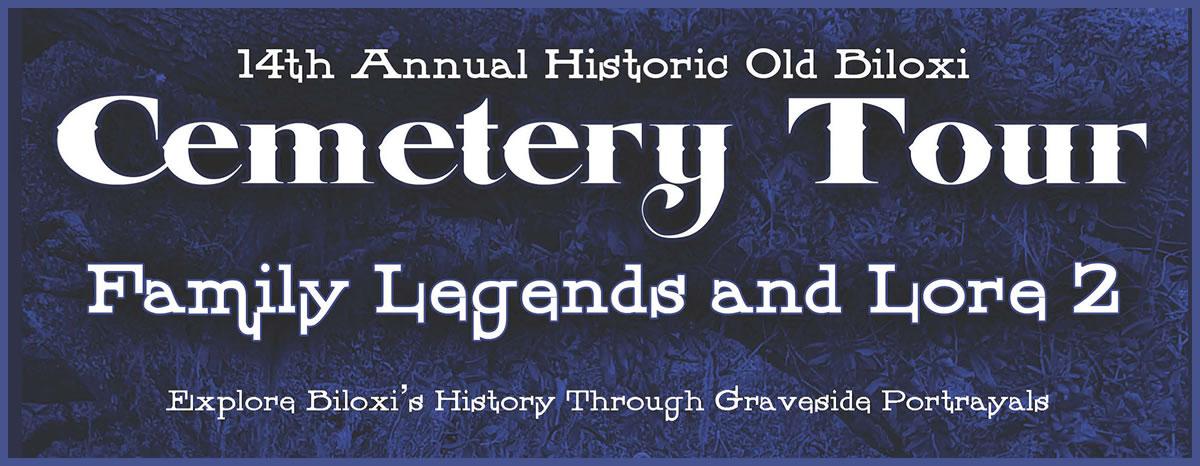 2020 Cemetery Tour